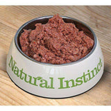 Natural Instinct Natural Lamb Raw Dog Food