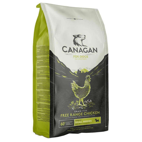 Canagan Small Breed Free Run Chicken Grain Free Dog Food
