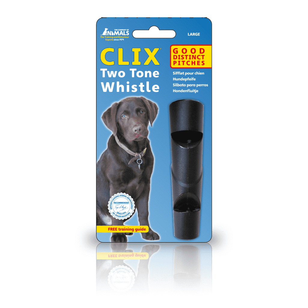 CLIX Two Tone Dog Whistle