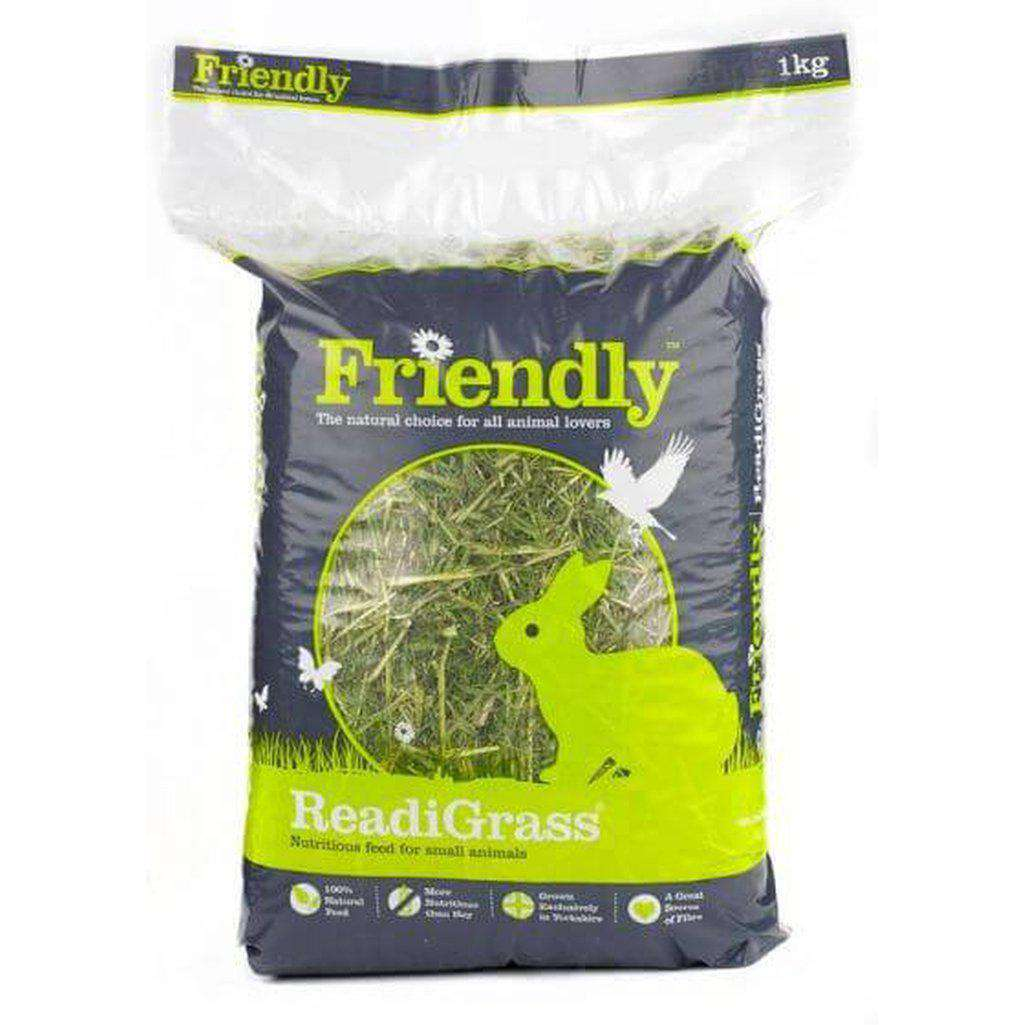 Friendly ReadiGrass 1kg-Small Animal Bedding-Readigrass-Dofos Pet Centre