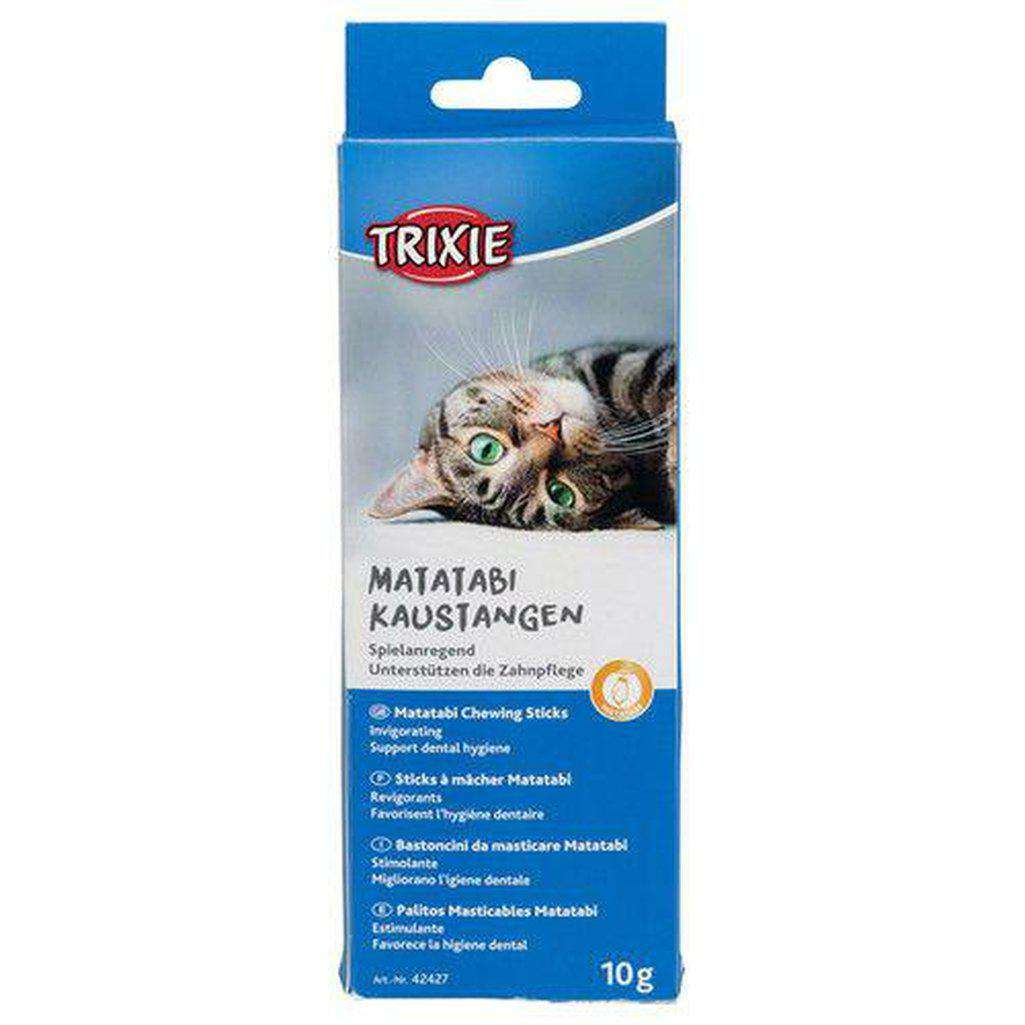Trixie Matatabi Chewing Sticks 10g Cat Toy-Cat Toys-Trixie-Dofos Pet Centre