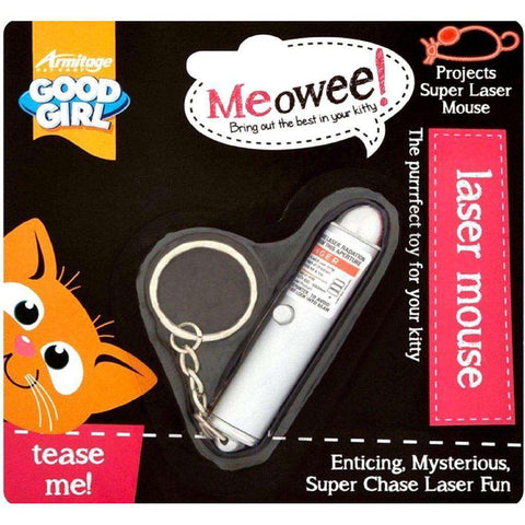 Good Girl Pointer Laser Pen Cat Toy