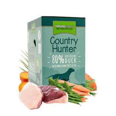Natures Menu Country Hunter Succulent Duck Dog Food Pouch