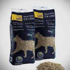Verdo Cats Protection League Wood Pellet Cat Litter 10KG