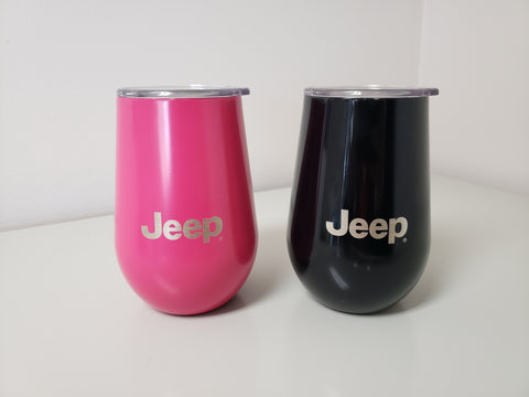 Jeep Insulated Tumbler Set