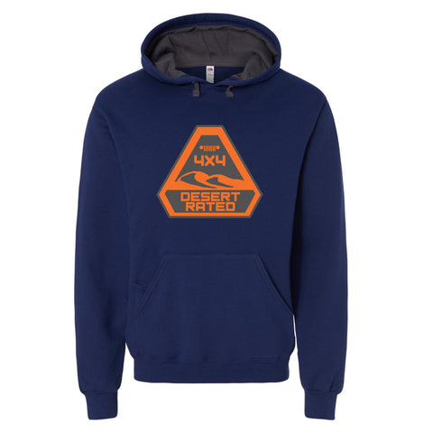 Gladiator Desert Rated 4x4 Jeep Hoodie