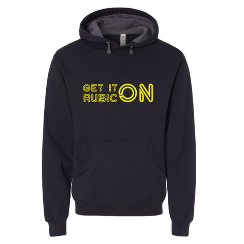 Get it RubicON Jeep Hoodie | Sweater | Black or Purple