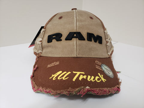 All Truck RAM Vintage Baseball Cap CLEARANCE
