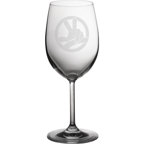 Jeep Wave Wine Glasses