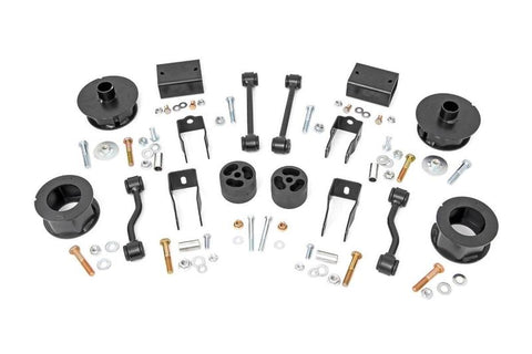 "Jeep Wrangler JL 2018+, 2.5"" Suspension Level Kit"