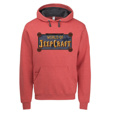 World of Jeep Craft Hoodie