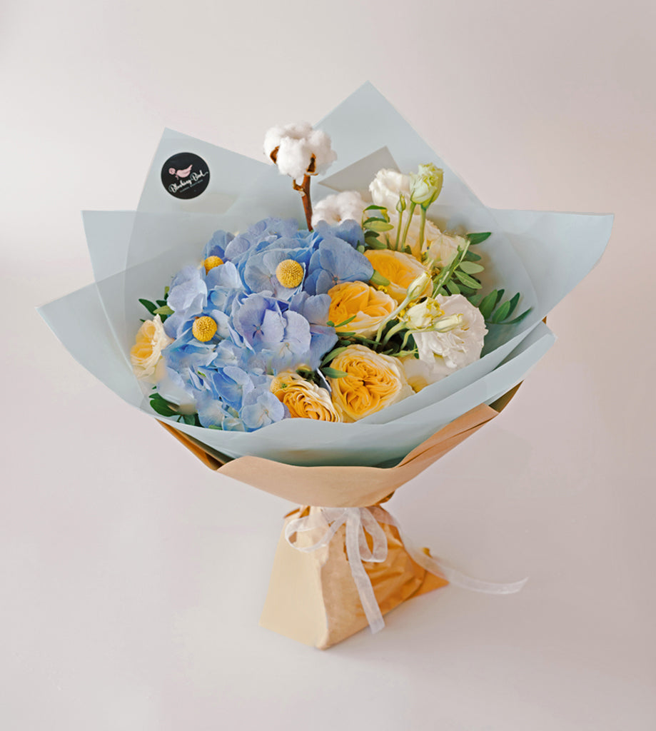 CandyBlue bouquet