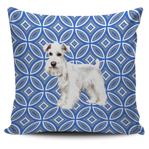 Custom Geometric Style 1 Pattern Pillow Case