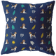 Beagle Pattern 2 Pillow