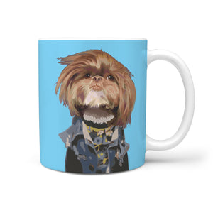 Custom Mug - Feature Your Own Pet Here On This Mug