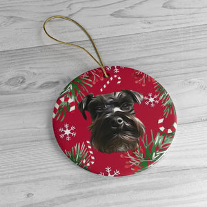 For Brenda Wilkerson #1101 - Maddie Ceramic Ornaments