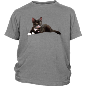 For Sheryl - Mimmi Cat Youth T-Shirt