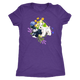 Raglan Schnauzers with Spring Flowers Design - Raglan