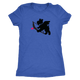 Schnauzer Cupid #3 Women Triblend T-Shirt