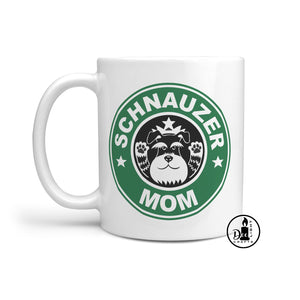 Mug - Schnauzer Mom Coffee or Tea Mug