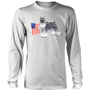 Custom Long Sleeve District T-shirt