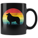 Collie Mug, Shetland Sheepdog Mug, Sheltie Mug, Collie Gifts, Sheltie Gifts, Collie Lover Gifts