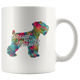Blessed Beyond Measure Schnauzer Mug, Schnauzer Lover Mug