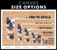 French Bulldog - Crazy Dogs Live Here Canvas