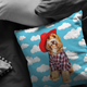 Custom Pillow - Clouds