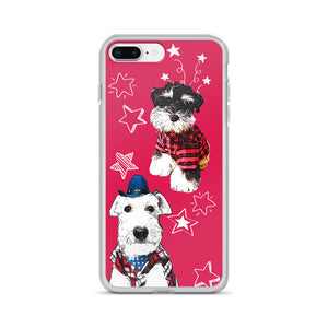 Custom Pet Portrait STARS Style 1  Phone Case