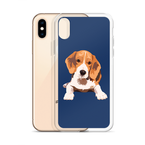Custom iPhone Case - Background Color of Your Choice