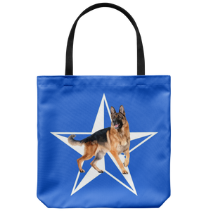Custom Tote Bag - Big Star