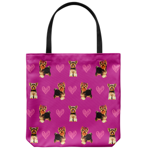 Yorkshire Terrier - Yorkie Collections - Tote Bag