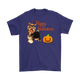 Happy Halloween - Yorkshire Terrier Witch Pumpkin Unisex T-Shirt #2