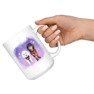 Custom Pet Portrait Mug