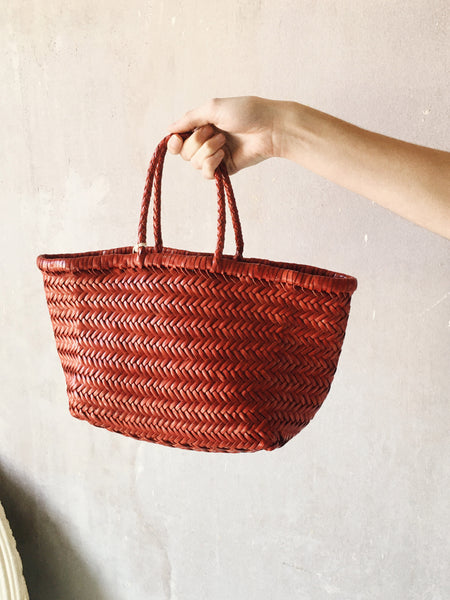 Grace basket red