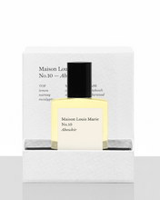Load image into Gallery viewer, no. 10 aboukir perfume oil