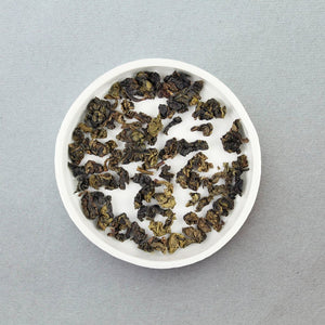 mountain spring oolong tea in rice pouch