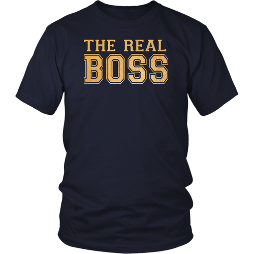 The Real Boss