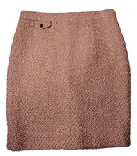 Load image into Gallery viewer, NWOT $89 J.CREW The Pencil Skirt Pink Tweed sz 6