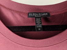 Load image into Gallery viewer, Eileen Fisher Mauve Pink Midi Tank Dress US Made sz 1X