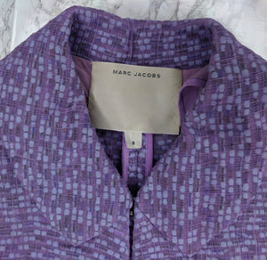 Marc Jacobs Collection Lavender Jacket (8) and Skirt (10) Suit US Made
