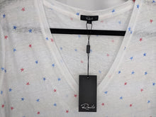 Load image into Gallery viewer, NWT $88 Rails Cara Printed Tee sz L