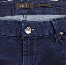 Load image into Gallery viewer, Jen7 by 7 For All Mankind Skinny Jeans sz 12