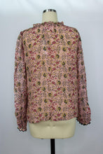 Load image into Gallery viewer, Velvet by Graham & Spencer Mel Blouse sz S Pink NWT $169