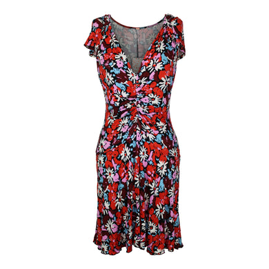 Free People Dress KEY TO YOUR HEART MINI in BLACK Floral NWT $98
