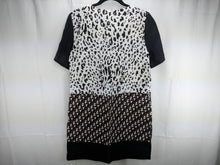 Load image into Gallery viewer, Doro Olowu Linen Shift Dress sz M
