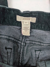 Load image into Gallery viewer, J. Crew High Rise Skinny Corduroy Pants sz 27