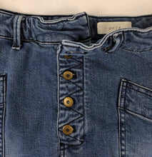 Load image into Gallery viewer, Anthropologie Pilcro and the Letterpress Denim Skirt sz 6