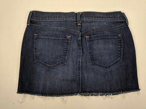 Old Navy Denim Skirt sz 8